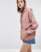 Asos Washed Cotton Summer Jacket