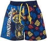 Transformers Boys Bumblebee Swim Shorts