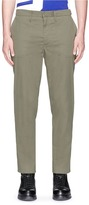Tim Coppens Cotton twill pants