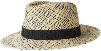 Maison Michel Andre Up woven hat