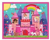Chronicle Books Girl's Princess Castle 12-Piece Travel Pouch Puzzle