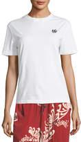 McQ Classic Crewneck Cotton T-Shirt