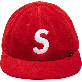 Supreme Polartec S logo 6-panel hat