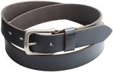 """Jack Georges Buffalo Leather Belt - 1-1/4"""" (For Men)"""