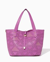Charming charlie Studded Wallaby Joey Bag-In-Bag