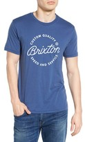Brixton Men's Newport Graphic T-Shirt
