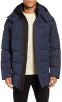 Andrew Marc 'Polar' Water Resistant Embossed Down Parka