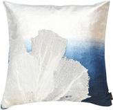 Sea Fan on Ombre Twilight Pillow