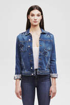 L'Agence Celine Denim Jacket