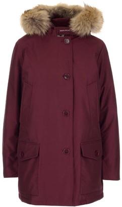Woolrich Artic Fur Trim Parka Coat