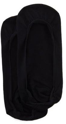 Swedish Stockings - Ida Pack Of Two Socks - Black