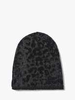 John Varvatos Jacquard Knit Hat