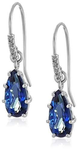 Suzanne Kalan Kalan by Blue Topaz Drop Earrings