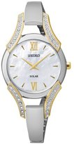 Seiko Women's SUP214 Stainless Steel Bangle Watch