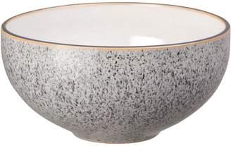 Denby Studio Grey Stoneware Ramen Noodle Bowl