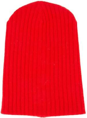 The Elder Statesman cashmere Summer cap