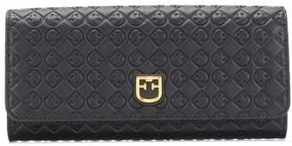 Furla snap button closure purse