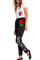 Wildfox Couture Knox Rose Sweatpants