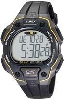 Timex Men's T5K494 Ironman Classic 50 Full-Size Resin Strap Watch