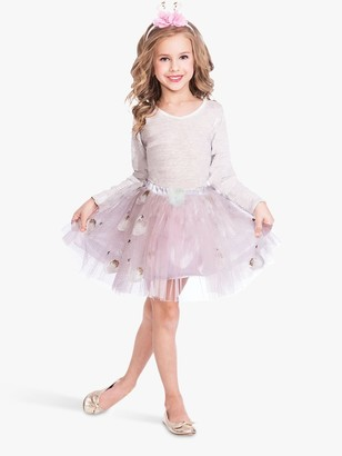 Travis Designs Swan Tutu Children's Costume, 4-6 years