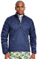 Ralph Lauren RLX Golf Quilted Down Cable Jacket