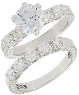Michela Two-Piece Solitaire Ring Set