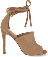 Aldo Zelia leather heeled sandals