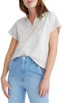 Madewell Boxy Polo T-Shirt