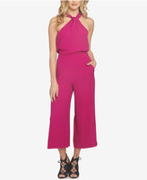 1 STATE 1.STATE Cropped Halter Jumpsuit