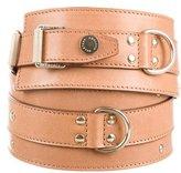 Belstaff Studded Leather Waist Belt