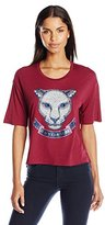 Juicy Couture Black Label Women's Embellished Animal Tee