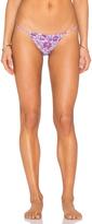 For Love & Lemons Tiny Tanlines Bikini Bottom