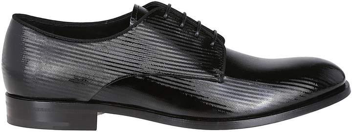 Giorgio Armani Classic Oxford Shoes