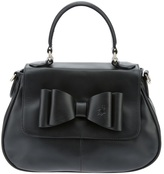 Be-Angeled bow detail bag