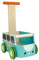 Plan Toys Green Van Walker