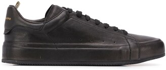Officine Creative Lace-Up Low-Top Sneakers