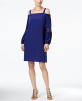 Thalia Sodi Off-The-Shoulder Peasant Dress, Created for Macy's