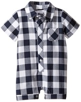 Mud Pie Gingham One-Piece Boy's Jumpsuit & Rompers One Piece