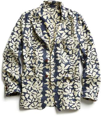 Todd Snyder Exclusive Reyn Spooner Unconstructed Blazer in Blue