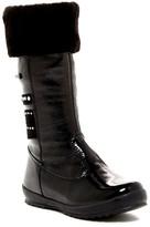 Naturino Azalea Faux Fur Trim Boot (Little Kid & Big Kid)