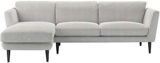 Sofa.Com Holly Fabric Medium Left Hand Facing Chaise Sofa