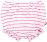 Zutano Breton Stripe Bloomer (Baby) - Hot Pink - 12 Months