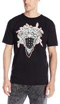 Crooks & Castles Men's Iron Bandusa T-Shirt