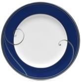 Noritake Dinnerware, Platinum Wave Indigo Collection