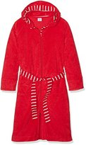 Polarn O. Pyret Girl's Zip Bathrobe