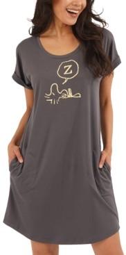 Munki Munki Vintage Woodstock Z Nightgown