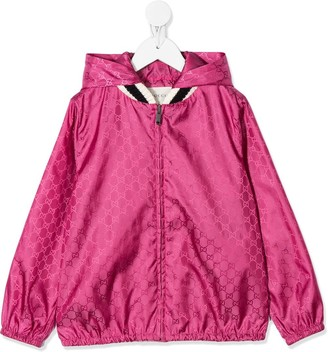 Gucci Kids GG pattern jacket
