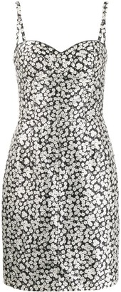 Dolce & Gabbana Pre Owned 1990's daisy print dress