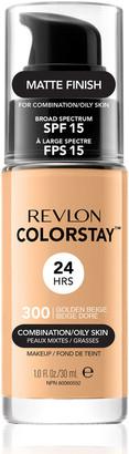Revlon Colorstay Makeup For Combination/Oily Skin 30Ml Golden Beige (Medium, Warm)