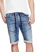 GUESS Slim Moto Shorts